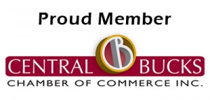 Proud Member of the Central Bucks Chamber of Commerce