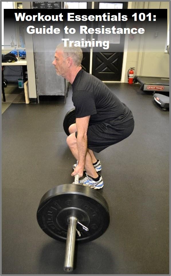 Workout Essentials Resistance Training